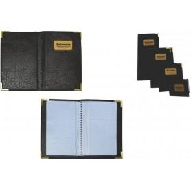Clasor carti de vizita 180 pozitii Datamate