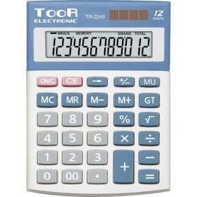 Calculator 12digit TOOR TR-2245