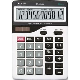 Calculator 12digit TOOR TR-2235A