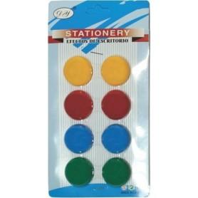 Magneti 25mm diverse culori