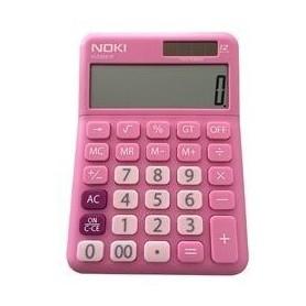 Calculator 12 digit NOKI H-CS001P roz