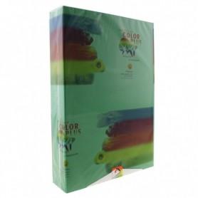 Hartie colorata A4 C.PLUS 160g/mp verde craciun 250 coli/top
