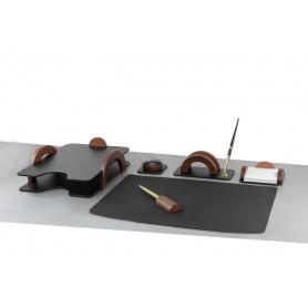 Set birou Beijin BESTAR 6256FDX lemn nuc