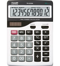 Calculator 12digit TOOR TR-2235A