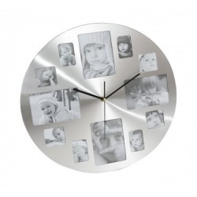 Ceas PLATINET pentru perete Memory PZMC 42569
