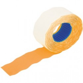 Etichete rola 26x16mm Grand 150-1080 700/rola wave portocalii