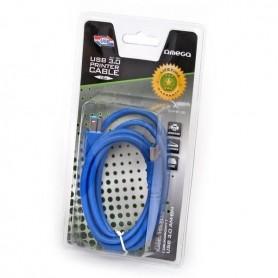 Cablu OMEGA USB 3.0 Printer OUAB13O AM-BM 1.5m albastru 41004