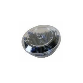 Patroane cerneala scurte CRESCO 080048 OZN albastre 50 bucati/borcan