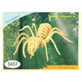 Puzzle lemn -S- tarantula A013-2