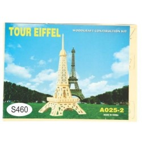 Puzzle lemn -S- turn Eiffel A025-2