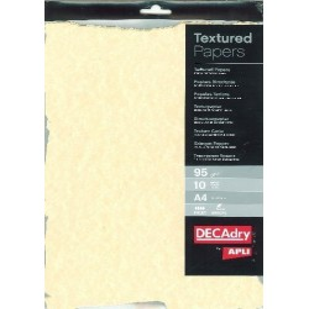 Hartie A4 texturata pretaiata