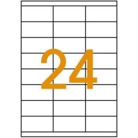 Etichete 24/A4 70x33,8mm Agipa 101118