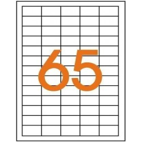 Etichete 65/A4 38x21,2mm Etibox 119770