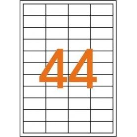 Etichete 44/A4 48,5x25,4mm 100 coli Etibox 119771