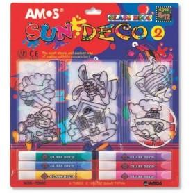 Set creatie AMOS SD10B6-D1, Sun Deco II