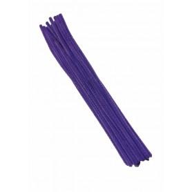 Accesorii creatie COLORARTE 3223 sarma plusata violet 25/set