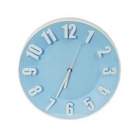 Ceas PLATINET pentru perete Today albastru PZTBLC 42990