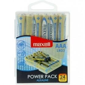 Baterie MAXELL Alkalina LR03/AAA 24 bucati/Pack PVC