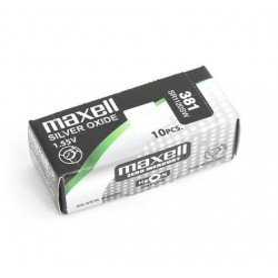 Baterie MAXELL SR1120SW 381 PVC