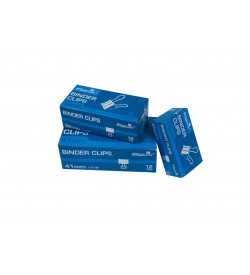 Clips 25mm Office-Cover RM25 12 bucati/set