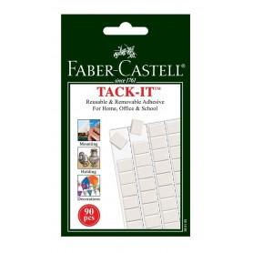 Guma adeziva FABER-CASTELL TACK-IT