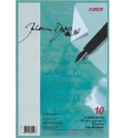 Sugativa HERLITZ 20x14, 10 coli/set