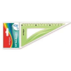 Echer plastic KEYROAD KR970958 30/60gr /14cm flexibil diverse culori blister