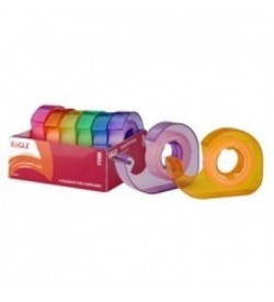 Dispenser banda adeziva mini EAGLE TY2040VM 2x13 mm 6 role/set