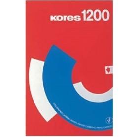 Indigo A4 KORES 100coli/top albastru