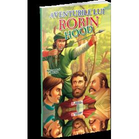 Carte clasici Aventurile lui Robin Hood