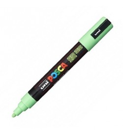 Marker Posca PC-5M verde deschis