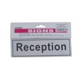 Semnalizare carton plastifiat Office-Cover RECEPTION