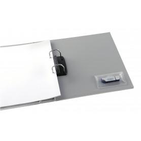 Buzunar autoadeziv USB Elba PP cu clapa 90 microni transparent