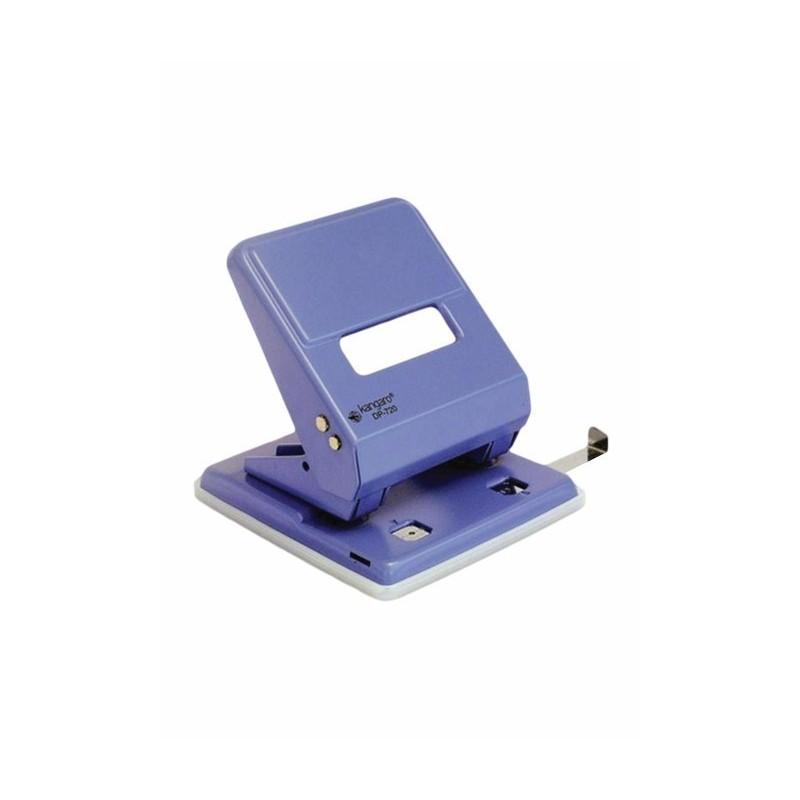 Perforator 36 coli KANGARO DP-720, albastru