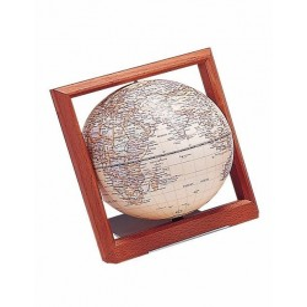 Glob pamantesc BESTAR lemn cires inchis