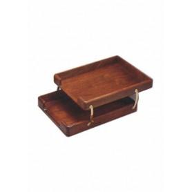 Tavita documente BESTAR 1424WDN lemn nuc