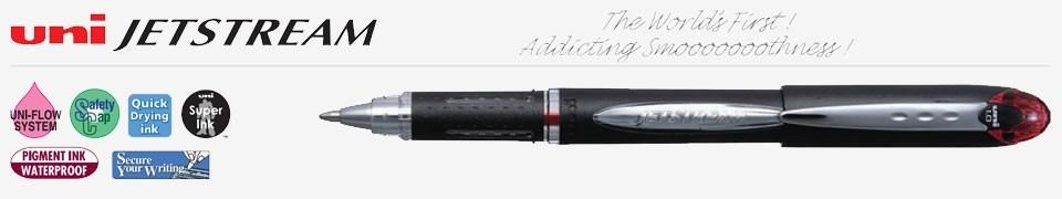 Jetstream - pixuri hibrid Uniball